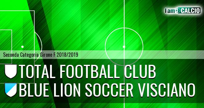 Total Football Club - Blue Lion Soccer Visciano