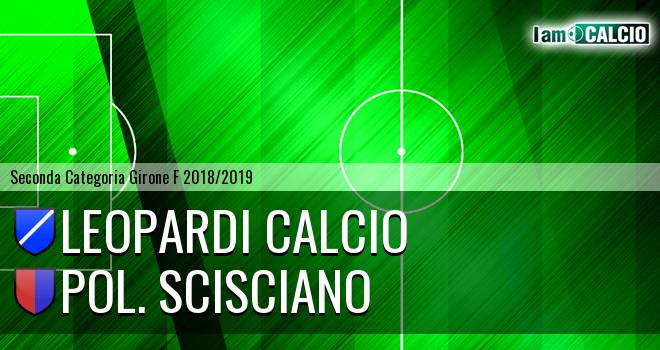 Leopardi Calcio - Pol. Scisciano