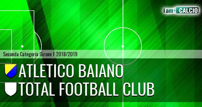 Atletico Baiano - Total Football Club