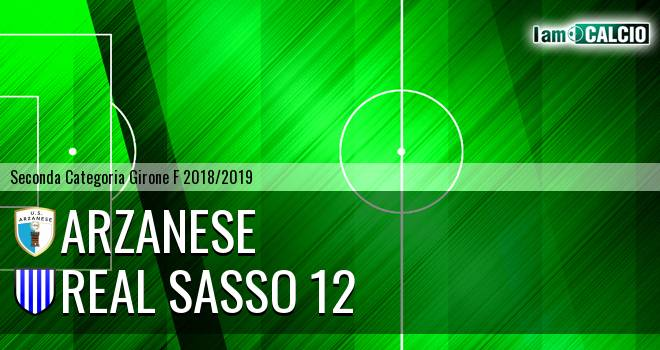 Arzanese 1924 - Real Sasso 12