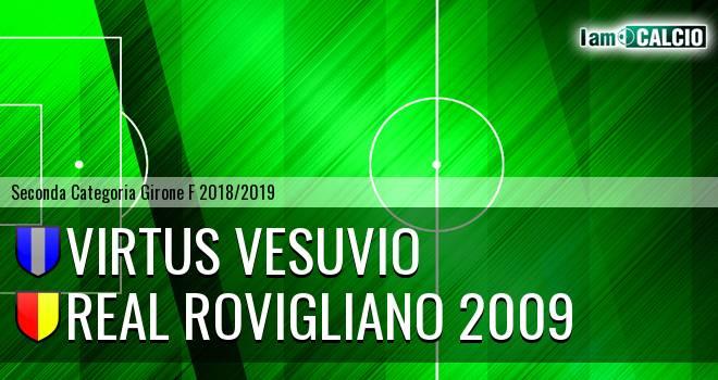 Virtus Vesuvio - Real Rovigliano 2009