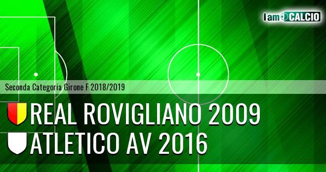 Real Rovigliano 2009 - Atletico AV 2016
