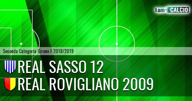 Real Sasso 12 - Real Rovigliano 2009