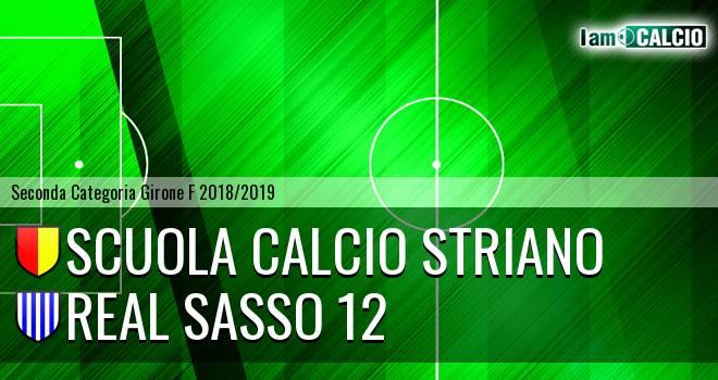 Scuola Calcio Striano - Real Sasso 12