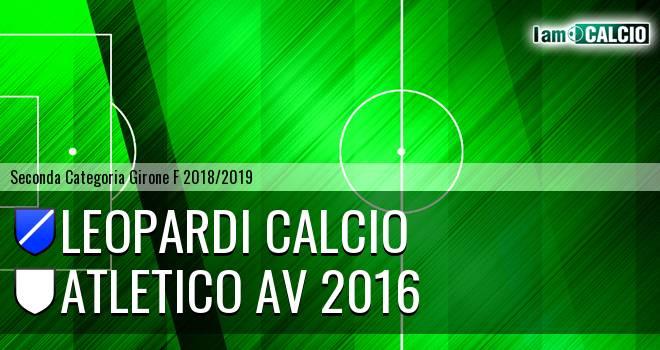 Leopardi Calcio - Atletico AV 2016