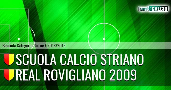 Scuola Calcio Striano - Real Rovigliano 2009