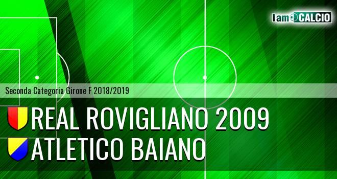 Real Rovigliano 2009 - Atletico Baiano