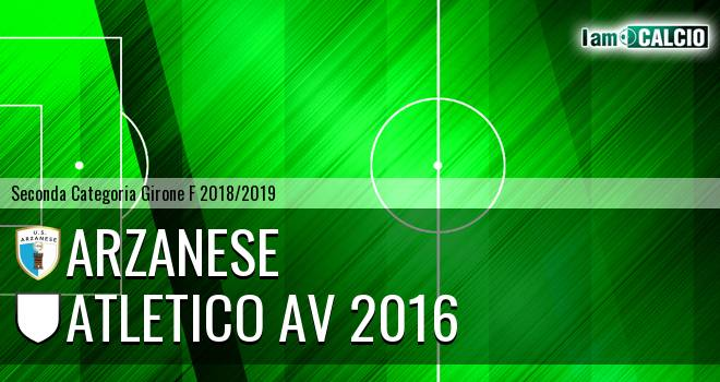 U.S. Arzanese - Atletico AV 2016