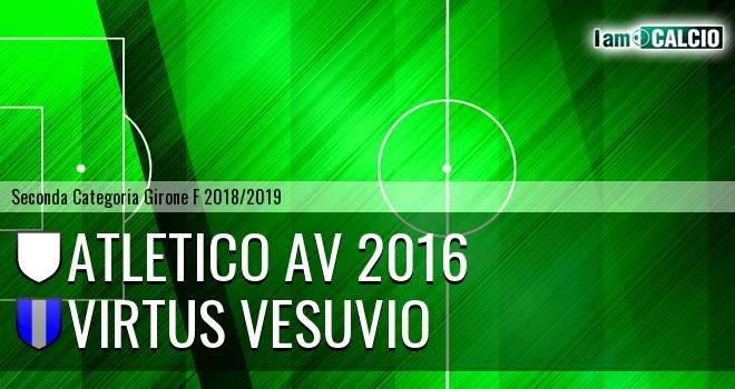 Atletico AV 2016 - Virtus Vesuvio