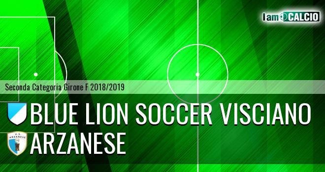 Blue Lion Soccer Visciano - U.S. Arzanese