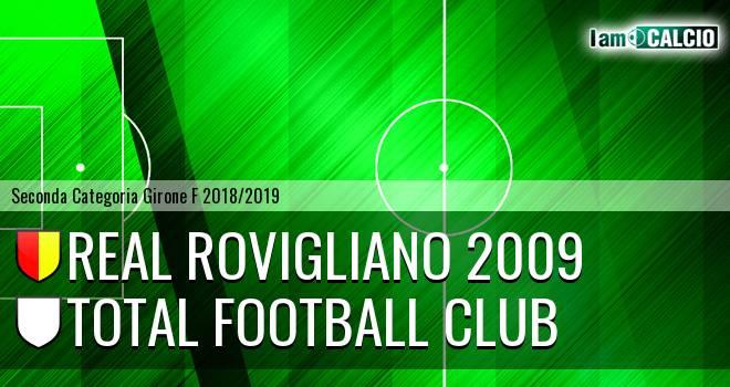 Real Rovigliano 2009 - Total Football Club