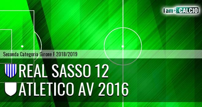 Real Sasso 12 - Atletico AV Marzano