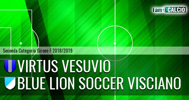 Virtus Vesuvio - Blue Lion Soccer Visciano