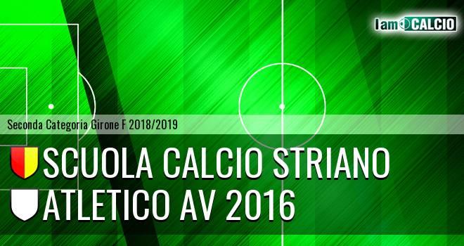 Scuola Calcio Striano - Atletico AV Marzano