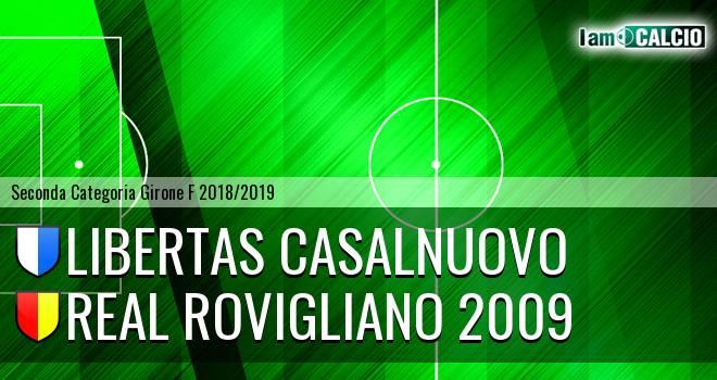Libertas Casalnuovo - Real Rovigliano 2009