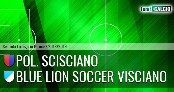 Pol. Scisciano - Blue Lion Soccer Visciano