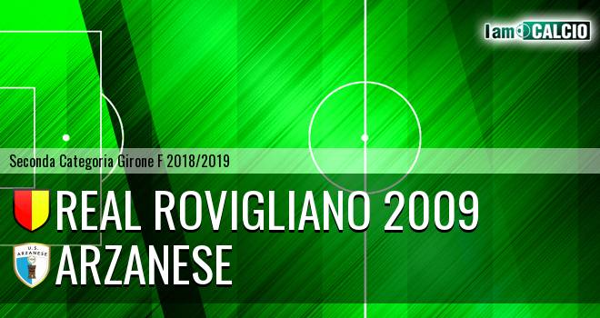 Real Rovigliano 2009 - U.S. Arzanese