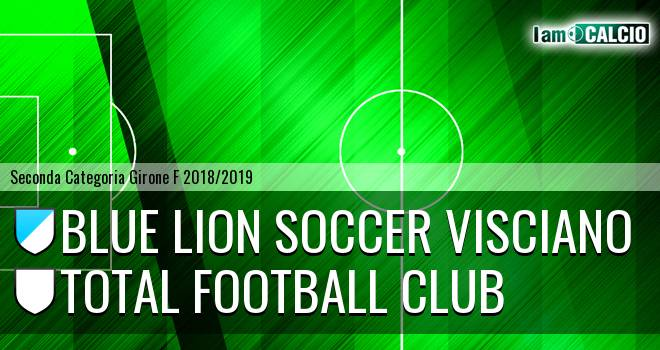 Blue Lion Soccer Visciano - Total Football Club
