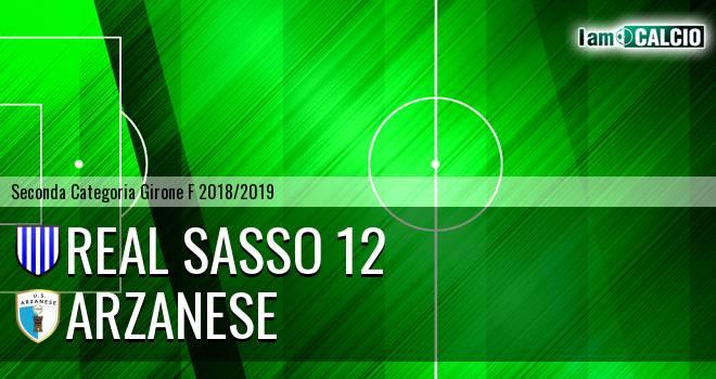Real Sasso 12 - U.S. Arzanese