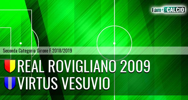 Real Rovigliano 2009 - Virtus Vesuvio