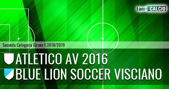 Atletico AV 2016 - Blue Lion Soccer Visciano