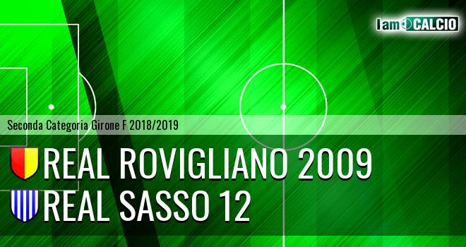 Real Rovigliano 2009 - Real Sasso 12