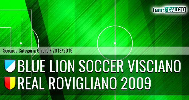 Blue Lion Soccer Visciano - Real Rovigliano 2009