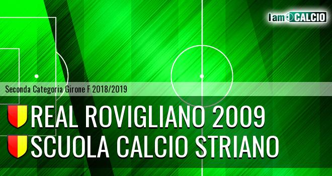 Real Rovigliano 2009 - Scuola Calcio Striano