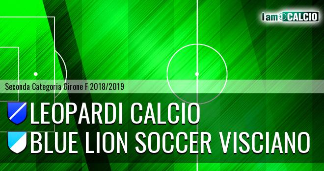 Leopardi Calcio - Blue Lion Soccer Visciano