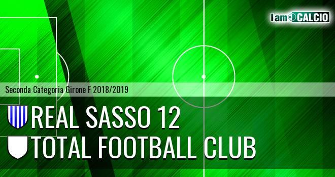 Real Sasso 12 - Total Football Club