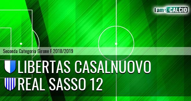 Libertas Casalnuovo - Real Sasso 12