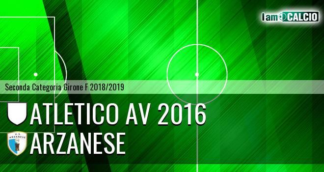 Atletico AV 2016 - U.S. Arzanese