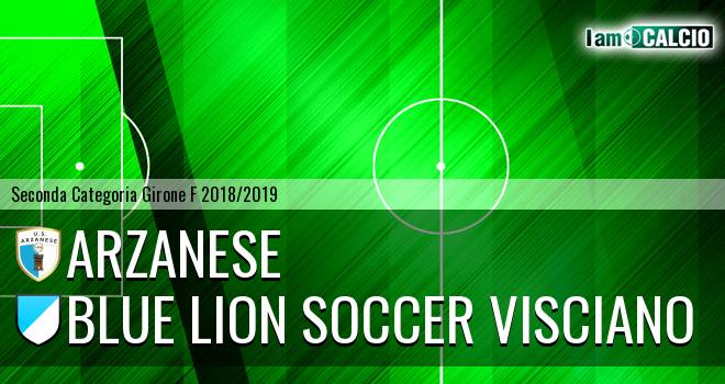 Arzanese 1924 - Blue Lion Soccer Visciano