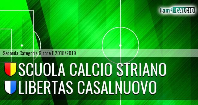 Scuola Calcio Striano - Libertas Casalnuovo