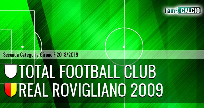 Total Football Club - Real Rovigliano 2009