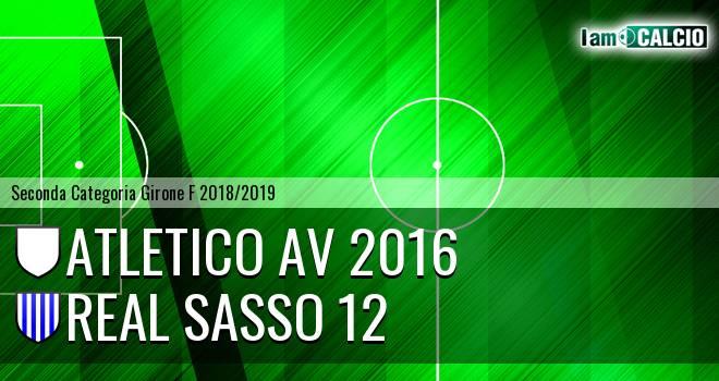 Atletico AV Marzano - Real Sasso 12