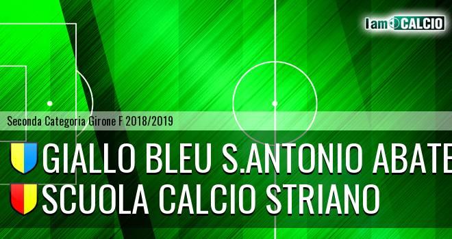 Giallo Bleu Gragnano - Scuola Calcio Striano