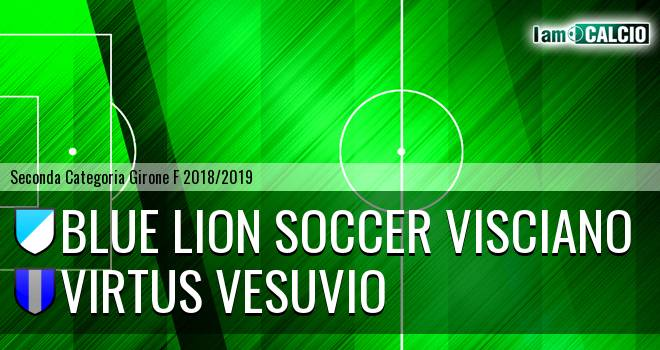 Blue Lion Soccer Visciano - Virtus Vesuvio