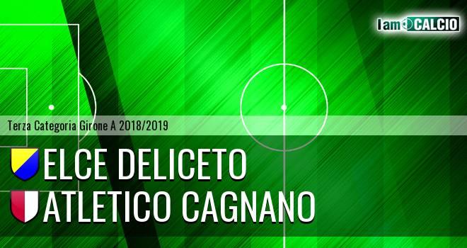 Elce Deliceto - Atletico Cagnano