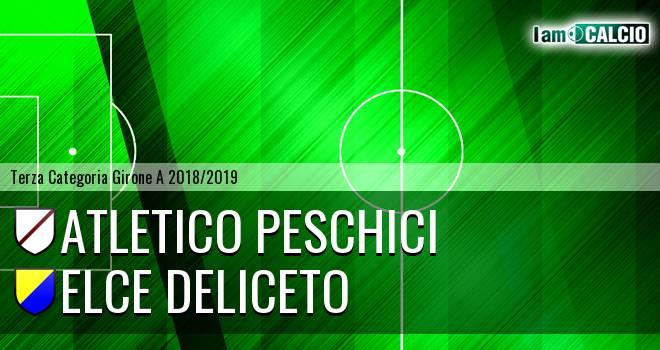 Atletico Peschici - Elce Deliceto
