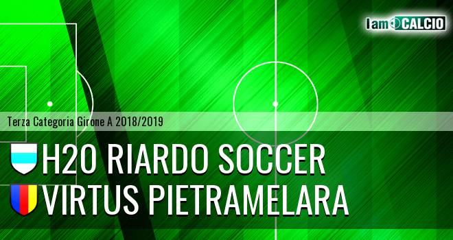 H20 Riardo Soccer - Virtus Pietramelara