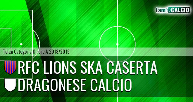 RFC Lions Ska Caserta - Dragonese Calcio