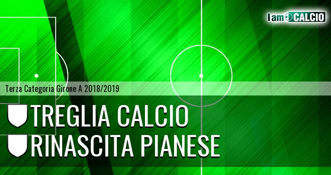 Treglia Calcio - Rinascita Pianese