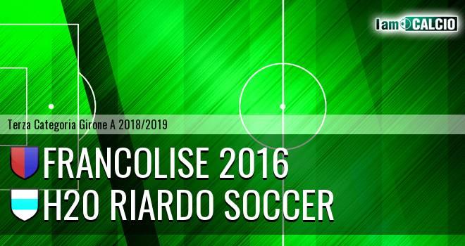 Francolise 2016 - H20 Riardo Soccer