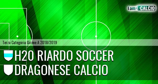 H20 Riardo Soccer - Dragonese Calcio