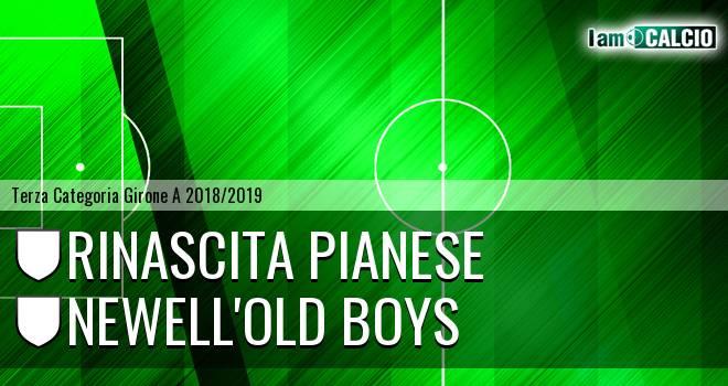 Rinascita Pianese - Newell'Old Boys