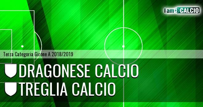 Dragonese Calcio - Treglia Calcio