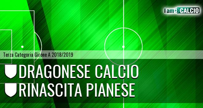 Dragonese Calcio - Rinascita Pianese