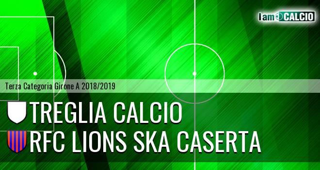 Treglia Calcio - RFC Lions Ska Caserta