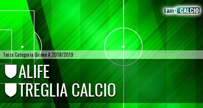 Alife - Treglia Calcio